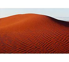 Red Dune, Murty Murty Photographic Print