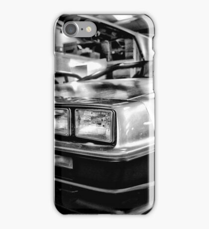 back to the garage  iPhone Case/Skin