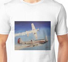 Yakovlevs stunt planes Unisex T-Shirt