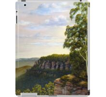 Escarpments Edge iPad Case/Skin