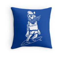 Skewie Throw Pillow