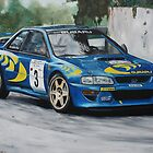 If In Doubt Flat Out by iconic-arts