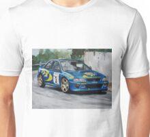 Colin McRae Subaru Impretza Unisex T-Shirt