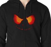 Pumpkin Jack Zipped Hoodie