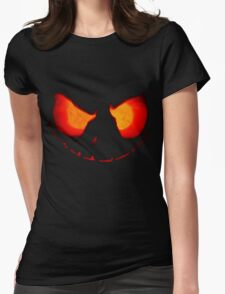 Pumpkin Jack Womens Fitted T-Shirt