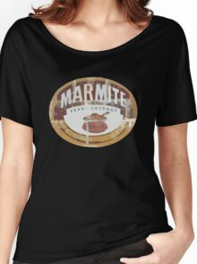 Marmite Vintage Women's Relaxed Fit T-Shirt