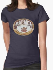 Marmite Vintage Womens Fitted T-Shirt