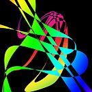 Spectrum Twist by Julie Everhart by Julie Everhart