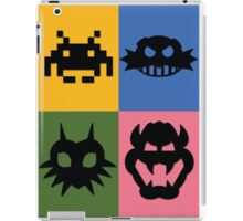 Best of Villains iPad Case/Skin