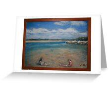 Nambucca Heads, my favourite sea-change location.  Greeting Card