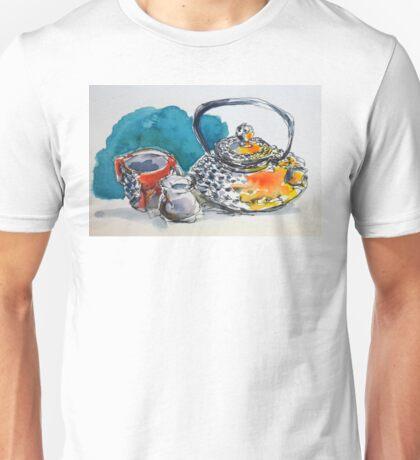 Botanica Tea Service Unisex T-Shirt