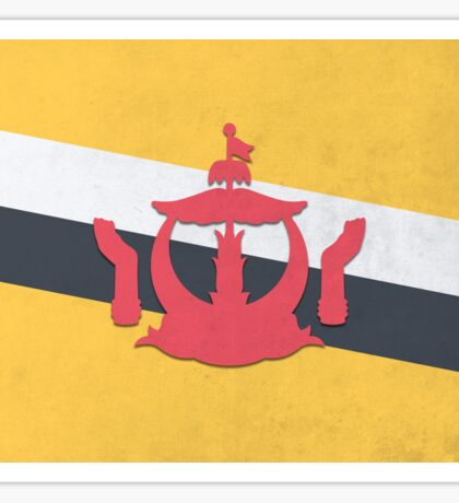 Brunei Sticker