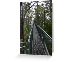 Into the Giants Greeting Card