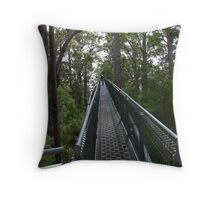 Into the Giants Throw Pillow
