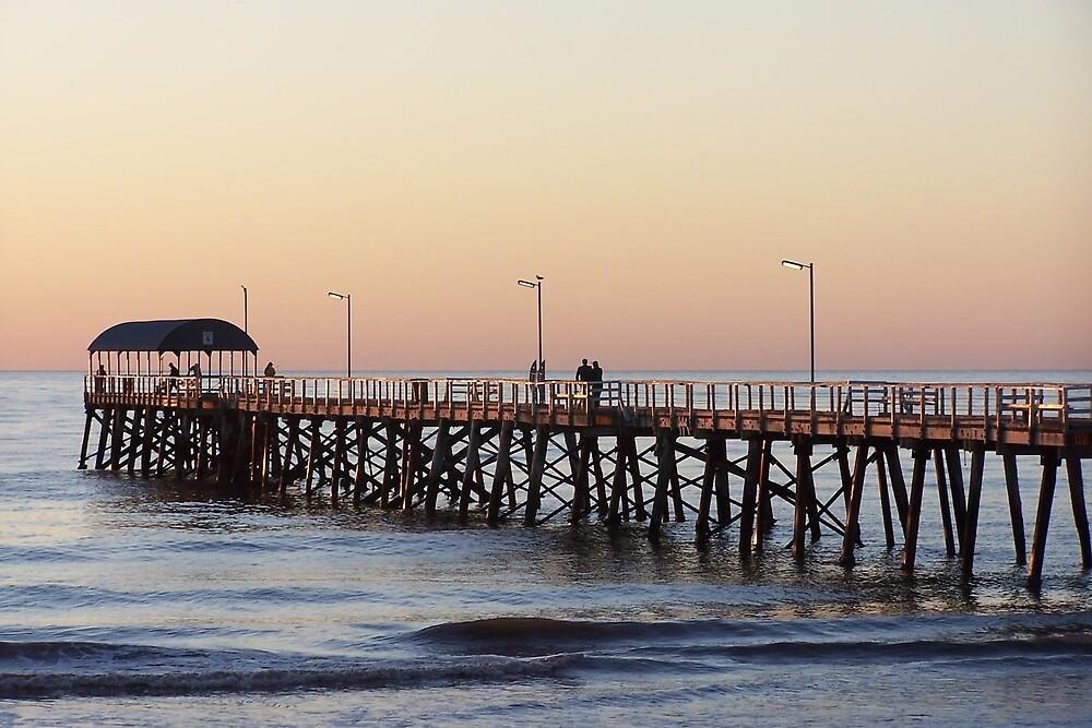 Henley Beach Jetty by Morris