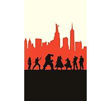 City Defenders Photographic Print