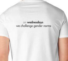 on wednesdays we challenge gender norms Mens V-Neck T-Shirt