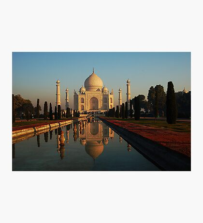 Mystical Agra Photographic Print