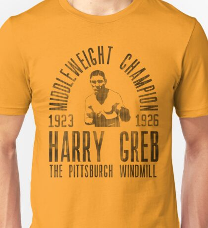 Harry Greb Unisex T-Shirt