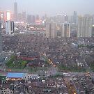 Shanghai by Evening by Taniuska