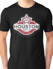 houston-superbowl-logo Unisex T-Shirt