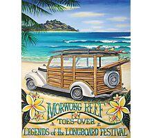 Morwong Reef Photographic Print