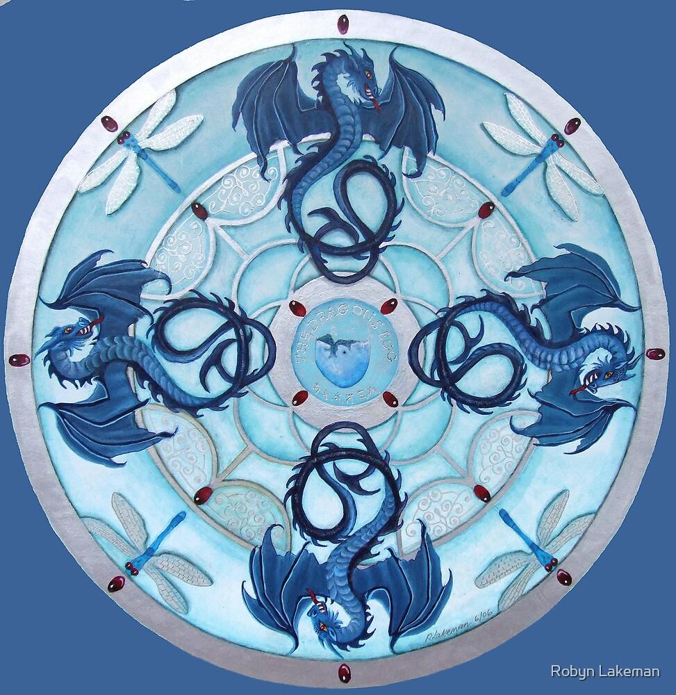 Dragons & Dragonflies by Robyn Lakeman