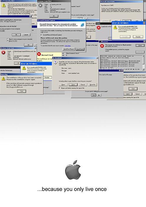 Apple Add by Bryant Evans