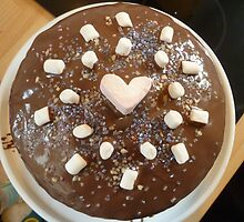 I Love Cake! by Vicki Spindler (VHS Photography)