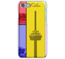Cologne iPhone Case/Skin