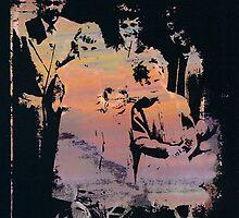 Antipodean Horizon 1956 by Marilyn Brown