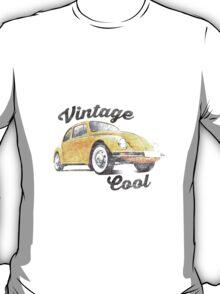 VW Beetle - Vintage Cool T-Shirt