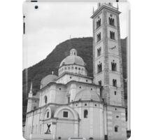 Basilica of the Madonna of Tirano iPad Case/Skin