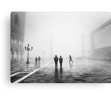 Venetian Fog, Venice, Italy Canvas Print