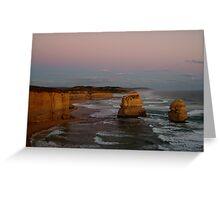 Twilight Twelve Apostles,Great Ocean Rd Greeting Card