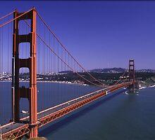 San Fransisco by rodneyaf