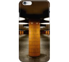 ufo station iPhone Case/Skin
