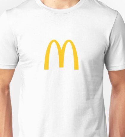 McDonalds Logo Merch Unisex T-Shirt