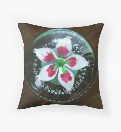Paperweight Throw Pillow