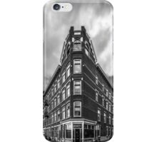 Traditional dutch house iPhone Case/Skin