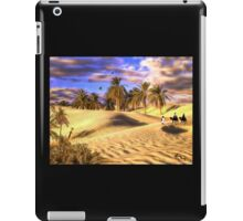 C.E. Sahara Desert Scene 2 iPad Case/Skin