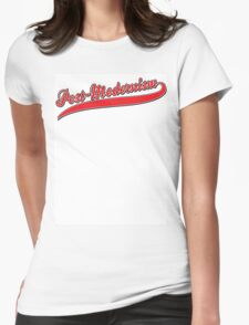 Post Modernism Womens Fitted T-Shirt