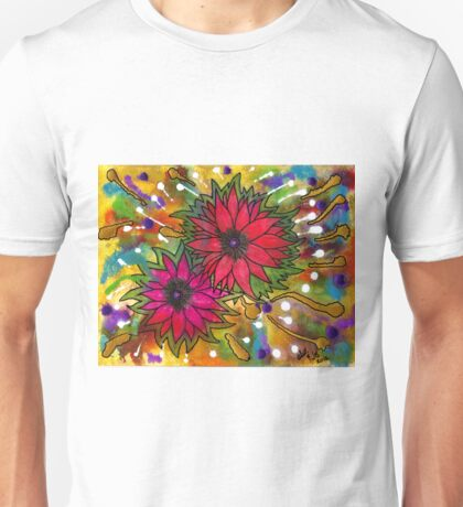 The Flowers in My Son's Garden Unisex T-Shirt