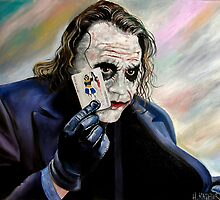 The joker by iconic-arts