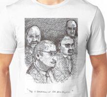 4 Horsemen of the Apocalypse Unisex T-Shirt