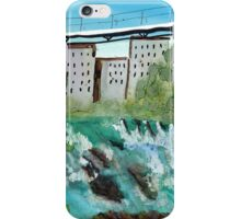 LIBERTY BRIDGE,GREENVILLE iPhone Case/Skin