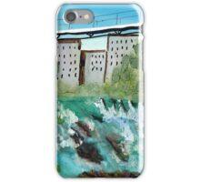 LIBERTY BRIDGE,GREENVILLE iPhone Case/Skin
