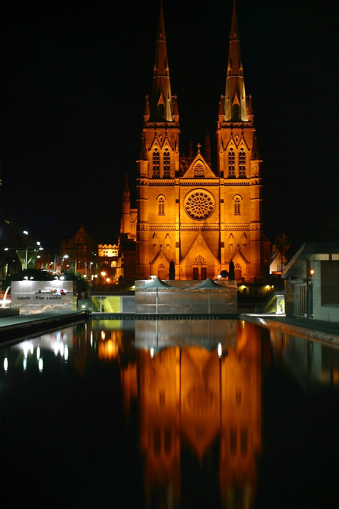 St Marys Cathedral by Achim Casties