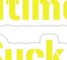 "Pittsburgh Steelers ""Baltimore Sucks"" Smack Talk Sticker"