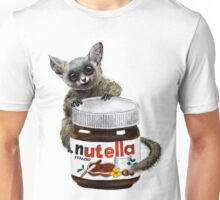 Sweet aim // galago and nutella Unisex T-Shirt